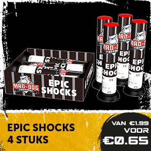 Vuurwerk Epic Shocks